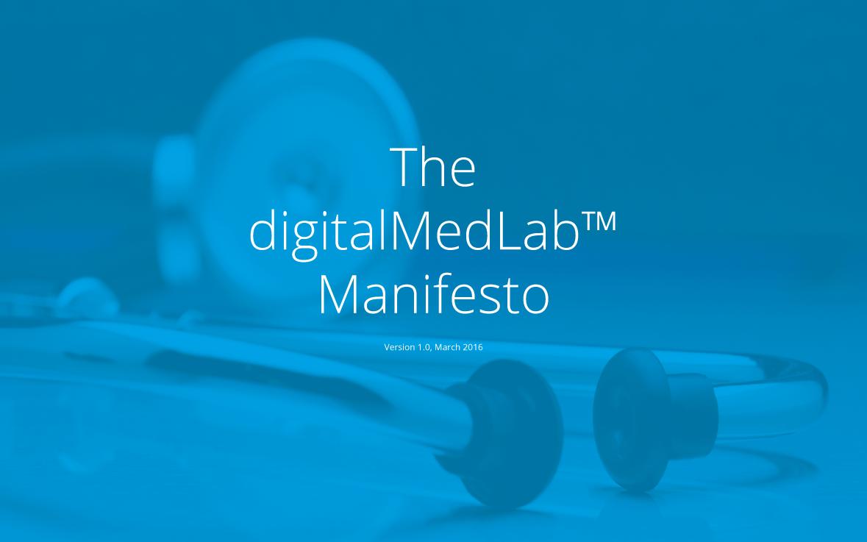 digtalMedLab - Manifesto